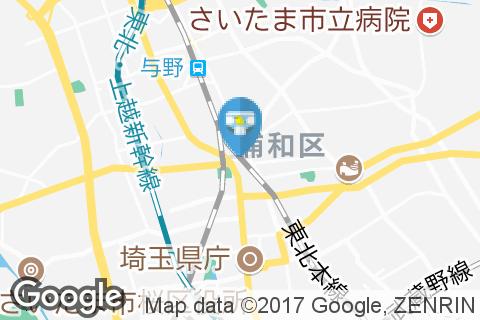 北浦和西口駅前公衆トイレ(1F)のオムツ替え台情報