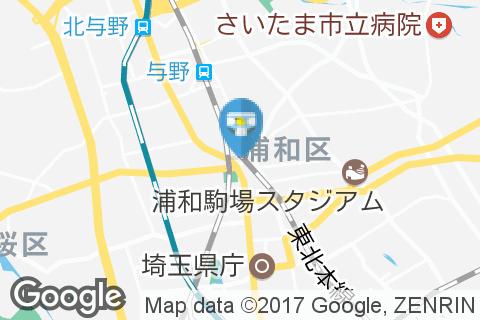 スターバックスコーヒー北浦和駅前店のオムツ替え台情報