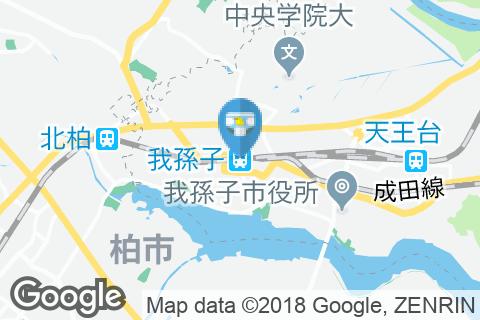 我孫子駅(改札内)のオムツ替え台情報
