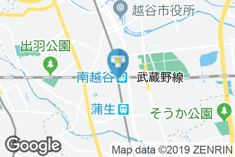 新越谷駅改札内(3F)のオムツ替え台情報