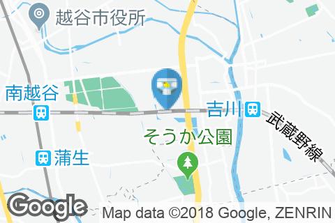 越谷レイクタウン駅(改札内)のオムツ替え台情報