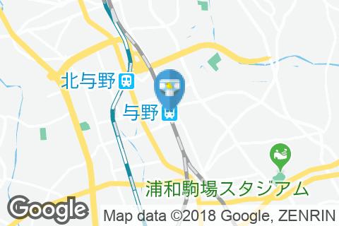 与野駅(改札内)のオムツ替え台情報