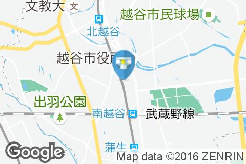 徳樹庵越谷店のオムツ替え台情報