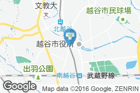 越谷駅東口駐車場(1F 多目的トイレ内)のオムツ替え台情報