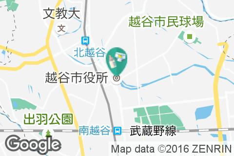 越谷市役所(1F)の授乳室・オムツ替え台情報