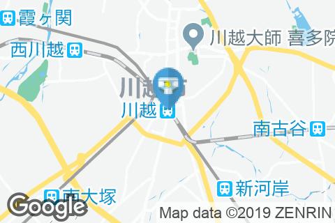 JR東日本 川越駅(改札内)(2F)のオムツ替え台情報