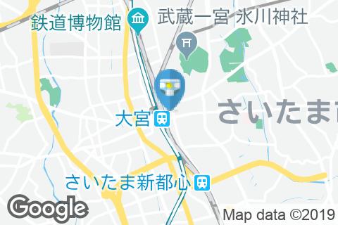 ガスト 大宮ラクーン店(3F)のオムツ替え台情報