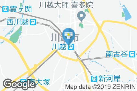 川越年金事務所(東上パールビル)(3F)のオムツ替え台情報