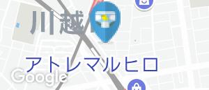 川越東武ホテル(2F)のオムツ替え台情報