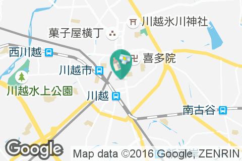 川越八幡宮の授乳室・オムツ替え台情報