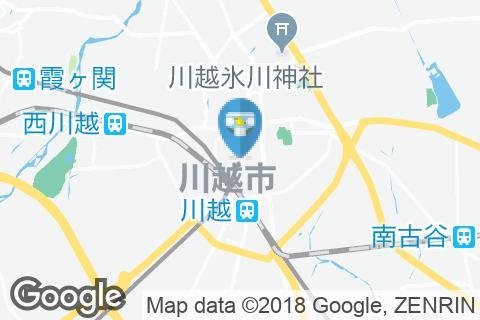 本川越駅(改札内)のオムツ替え台情報