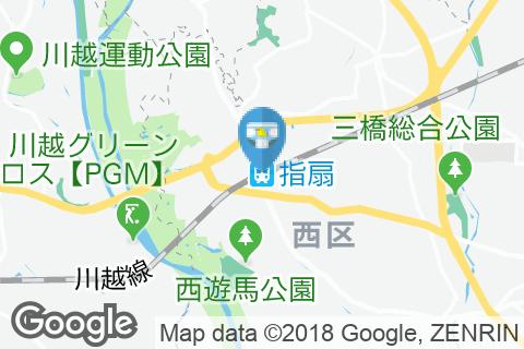 指扇駅(改札内)のオムツ替え台情報