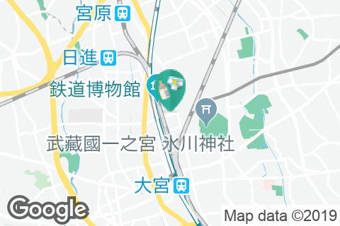 大宮中央総合病院(B1)の授乳室・オムツ替え台情報