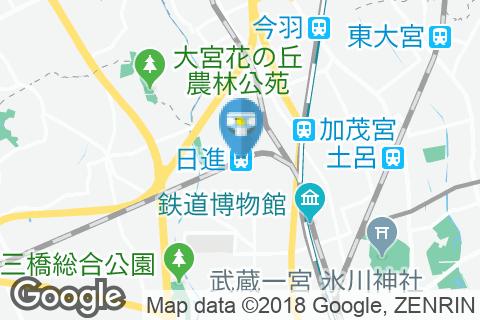 日進駅(改札内)のオムツ替え台情報