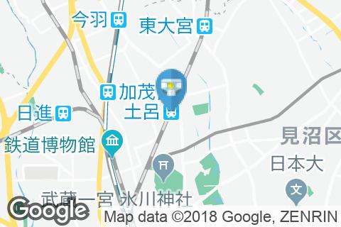 土呂駅(改札内)のオムツ替え台情報