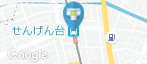 せんげん台駅東口駅前(多機能トイレ)のオムツ替え台情報