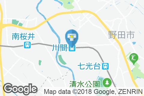 川間駅(改札内)のオムツ替え台情報