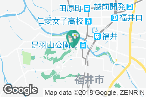 福井市自然史博物館(1F)の授乳室・オムツ替え台情報