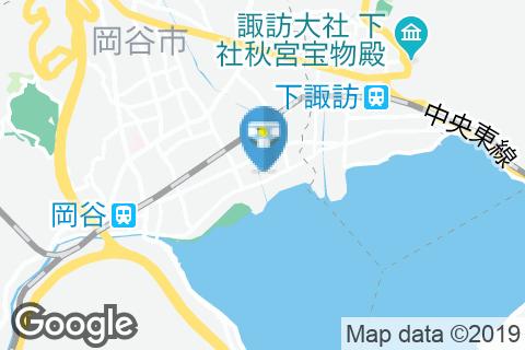 ロマネット・岡谷健康福祉施設(1F)のオムツ替え台情報