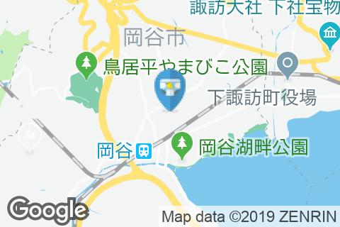 夢庵 岡谷店のオムツ替え台情報
