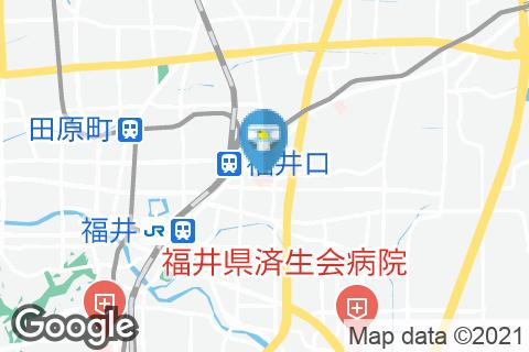福井県立病院のオムツ替え台情報