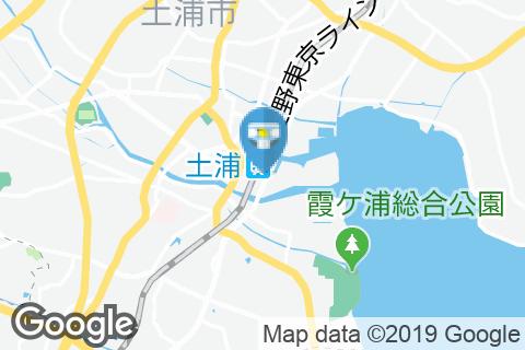 土浦駅 東口ロータリー(多機能トイレ)のオムツ替え台情報