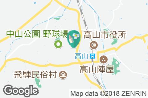 飛騨総合庁舎の授乳室・オムツ替え台情報