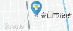 高山市役所のオムツ替え台情報