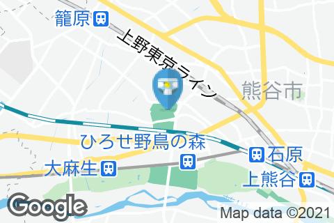 熊谷運動公園のオムツ替え台情報