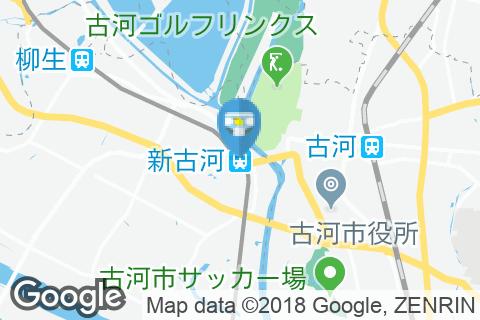 新古河駅(改札内)のオムツ替え台情報