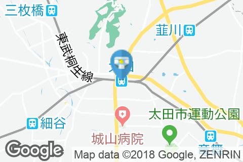 太田駅(改札内)のオムツ替え台情報