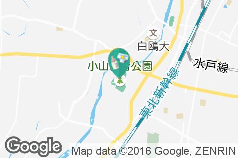 小山総合公園の授乳室・オムツ替え台情報