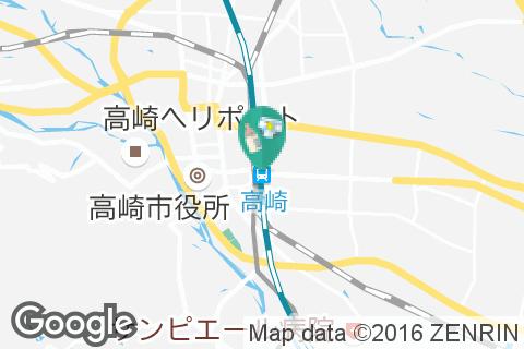 高崎駅(在来線構内トイレ付近)の授乳室・オムツ替え台情報