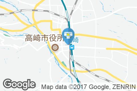 高崎オーパ(1F)のオムツ替え台情報