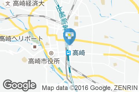 ロイヤルホスト 高崎駅前店のオムツ替え台情報