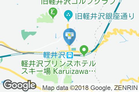 カスターニエ 軽井沢ローストチキンのオムツ替え台情報