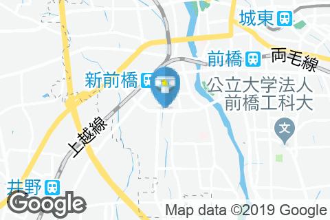 前橋東公民館(1F)のオムツ替え台情報