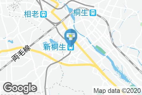 新桐生駅(多目的トイレ(外))のオムツ替え台情報