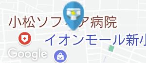 焼肉きんぐ 小松店(1F)のオムツ替え台情報