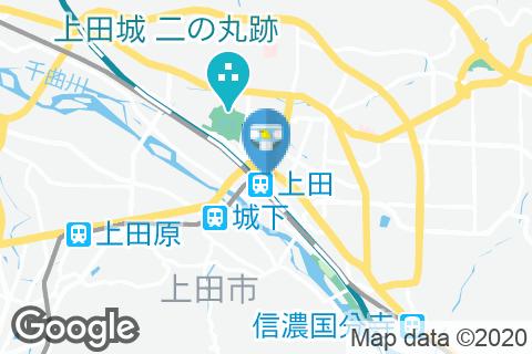 上田駅前ビル パレオのオムツ替え台情報