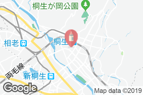 桐生市立図書館(1F)の授乳室情報