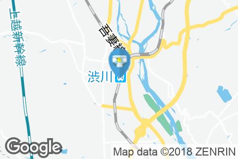 渋川駅(改札内)のオムツ替え台情報