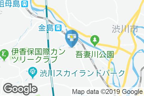 渋川市 金島公民館・金島ふれあいセンター(1F)のオムツ替え台情報