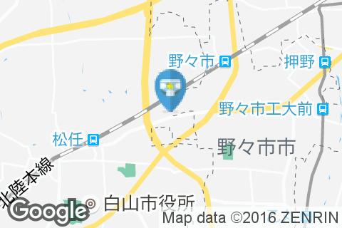 バロー松任東店(多目的トイレ内)のオムツ替え台情報