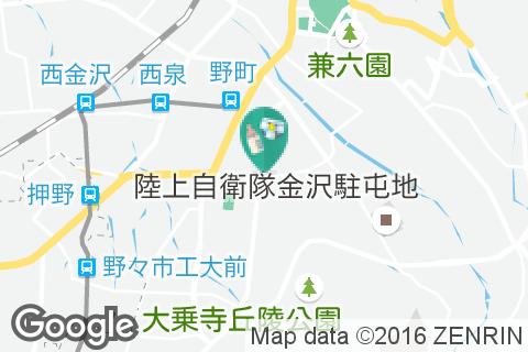 金沢市立泉野図書館(B1)の授乳室・オムツ替え台情報