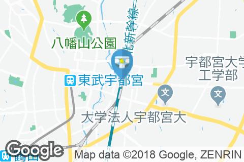 宇都宮駅(改札内)のオムツ替え台情報