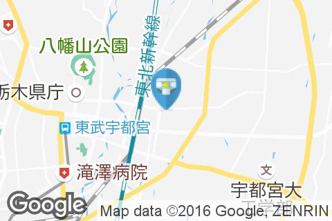 オータニ 宇都宮駅東店(1F 女性用トイレ)のオムツ替え台情報