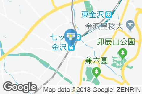 金沢駅(改札外)のオムツ替え台情報