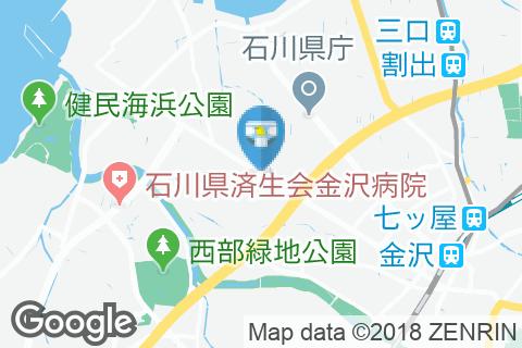 ガスト 金沢松村店(1F)のオムツ替え台情報