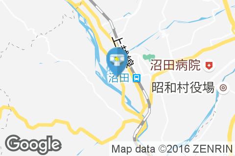 ホームセンターセキチュー沼田店(多目的トイレ内)のオムツ替え台情報